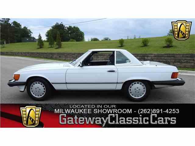 1987 Mercedes-Benz 560SL | 999356