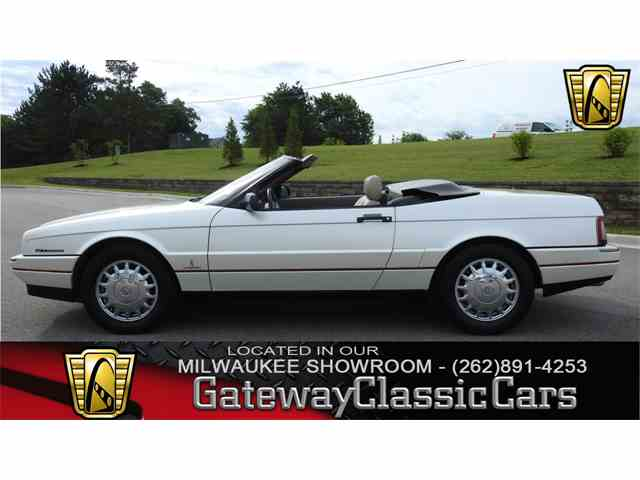 Picture of 1993 Allante - $11,595.00 Offered by Gateway Classic Cars - Milwaukee - LF3Y