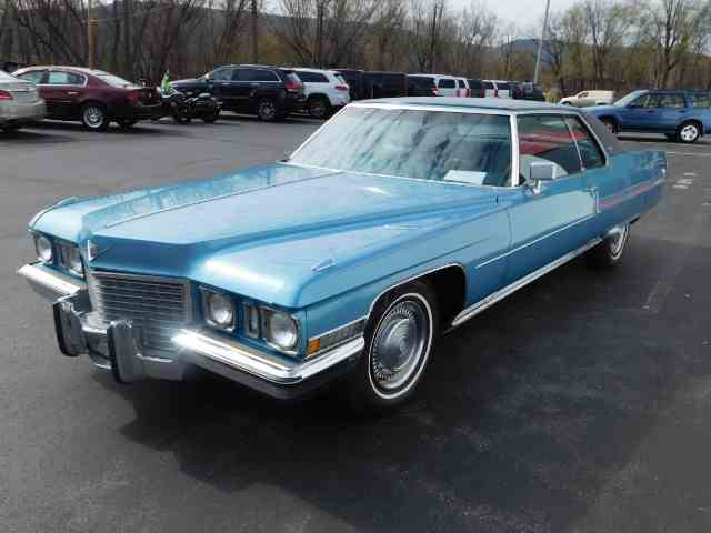 1972 Cadillac Coupe DeVille | 990936