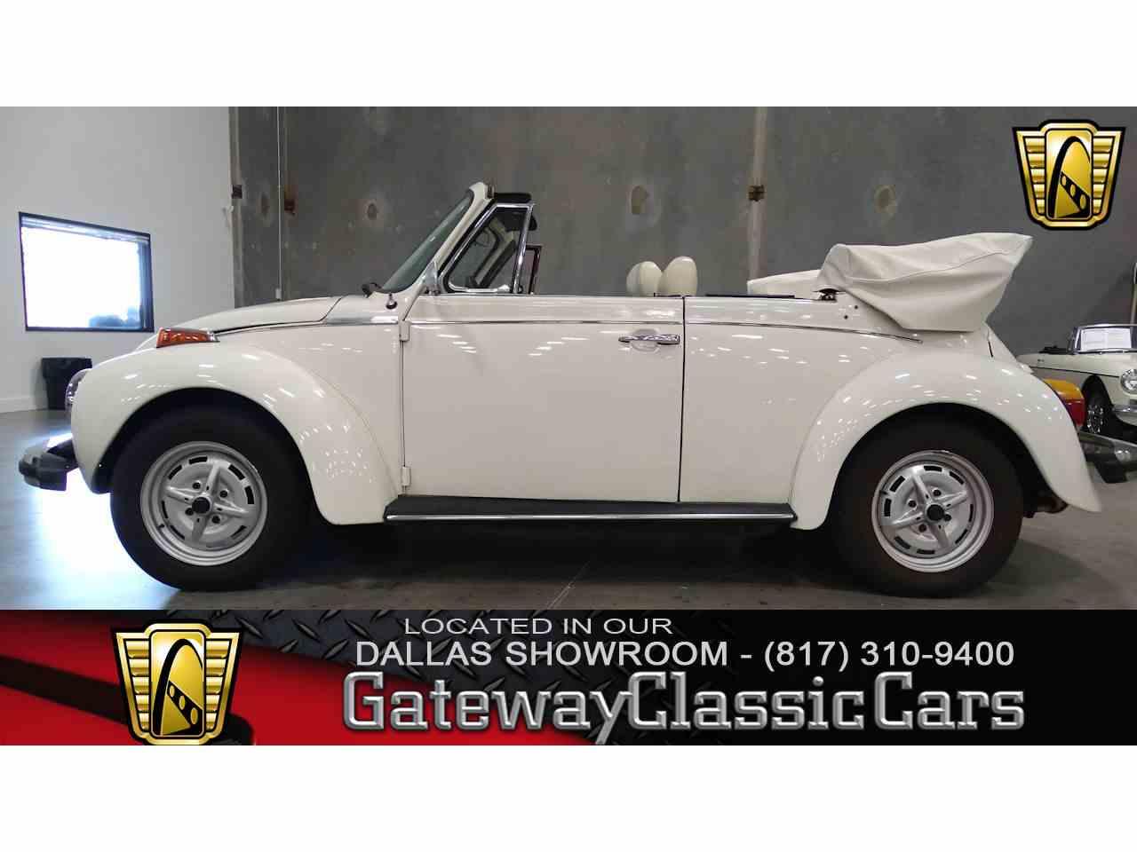1977 Volkswagen Beetle for Sale | ClassicCars.com | CC-999365