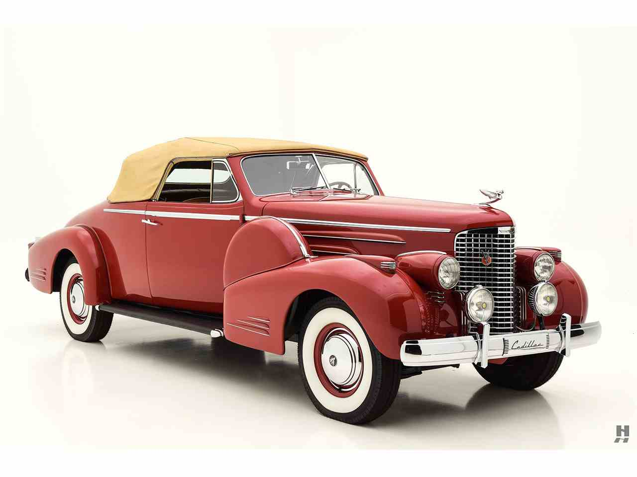 Large Picture of '38 V16 - LF46