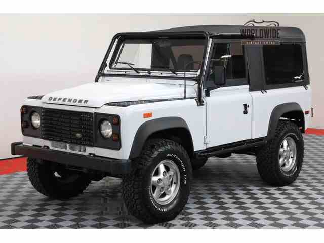 1994 Land Rover Defender | 999368