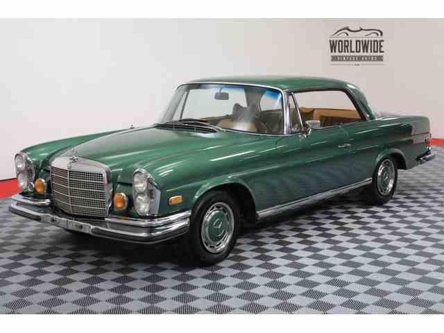 1970 Mercedes-Benz 280SE | 999373