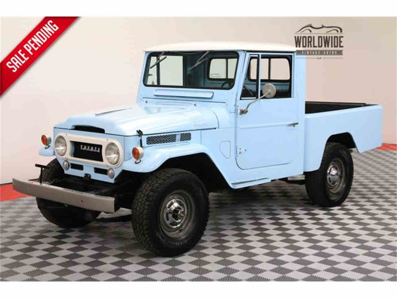 Large Picture of '64 Land Cruiser FJ - LF4F