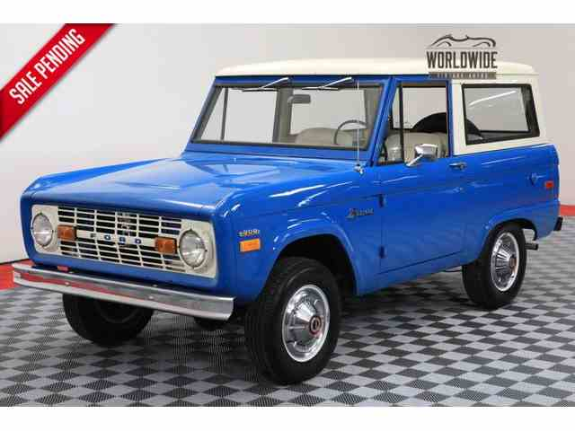 1971 Ford Bronco | 999376