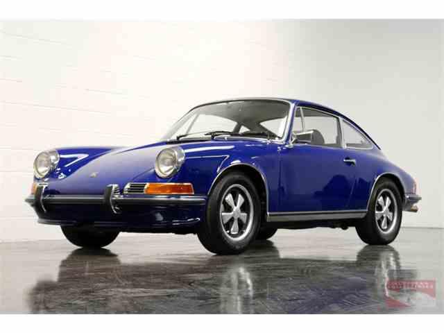 1972 Porsche 911S Sunroof Coupe | 999378