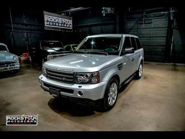 2009 Land Rover Range Rover Sport | 999387