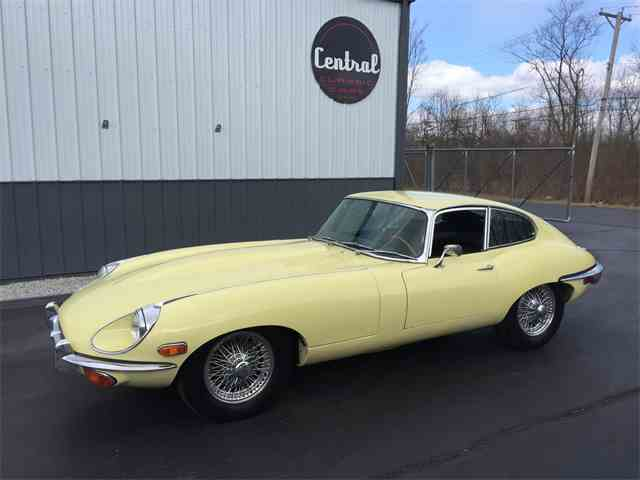 1970 Jaguar E-Type | 999392
