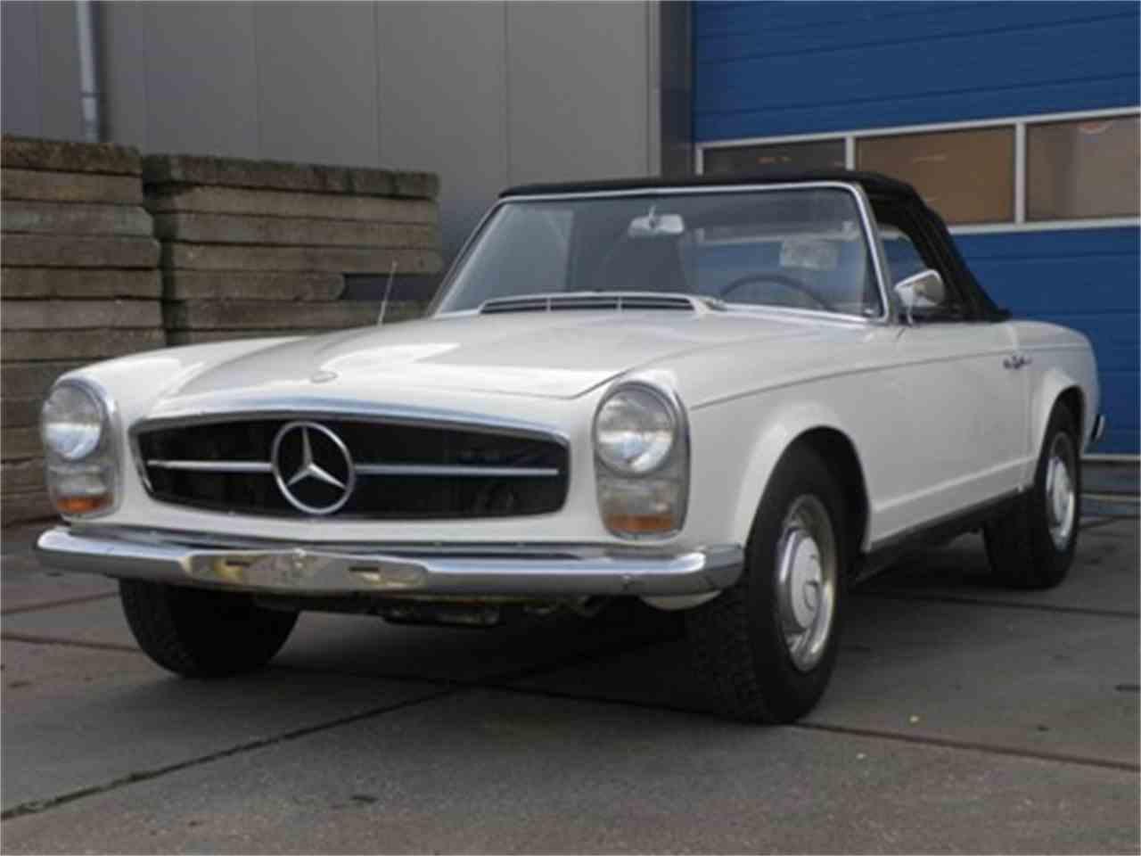1964 mercedes benz 230sl for sale cc for Mercedes benz 230 sl