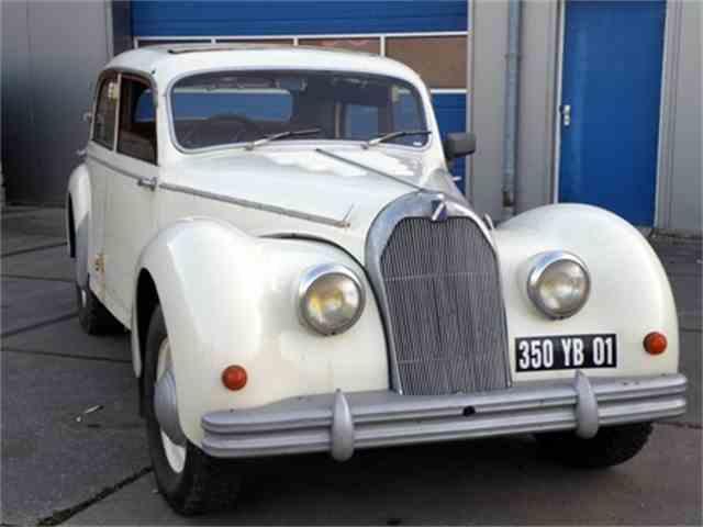 1950 Talbot-Lago LBT15 | 999400