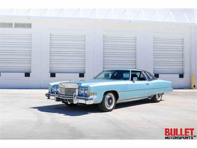 1973 Cadillac Eldorado | 999404