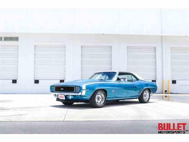 1969 Chevrolet Camaro SS | 999406