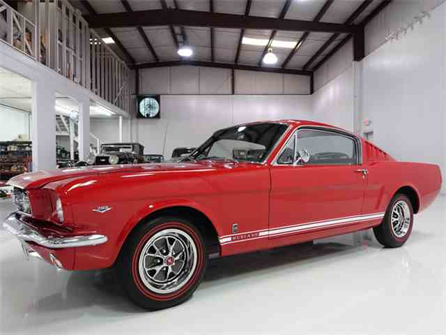 1965 Ford Mustang GT | 999410