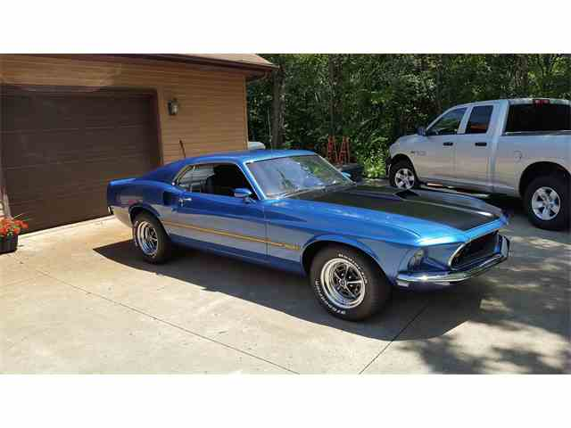 1969 Ford Mustang Mach 1 | 999419