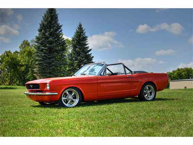 1965 Ford Mustang | 999421