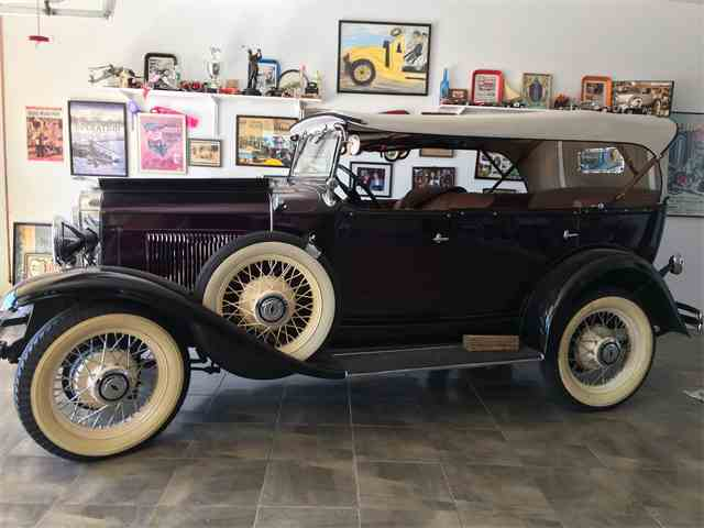 1931 Chevrolet 4-Dr Touring | 999423