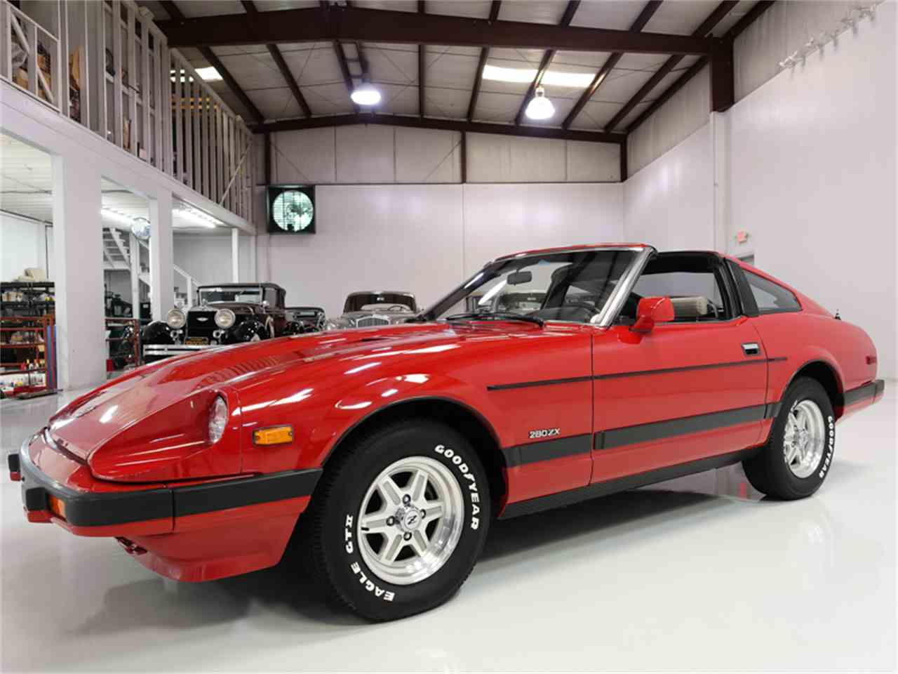 1982 datsun 280zx for sale cc 999424. Black Bedroom Furniture Sets. Home Design Ideas