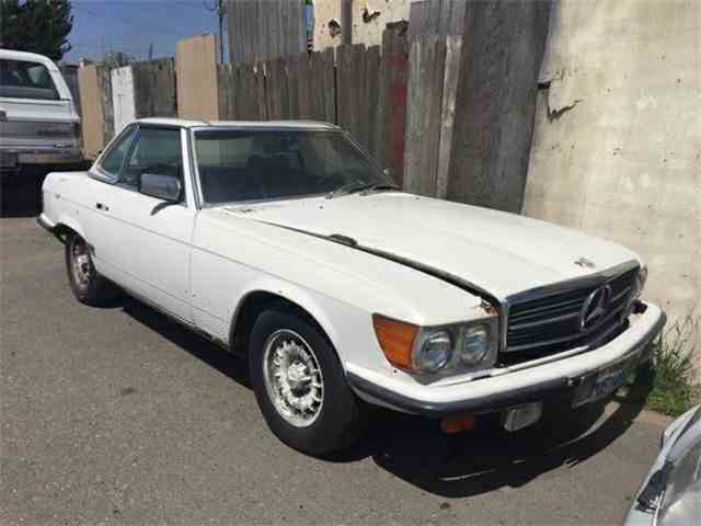 1978 Mercedes-Benz 280SL | 999427