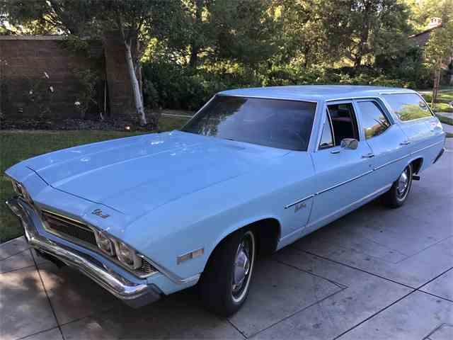 1968 Chevrolet Malibu | 999428
