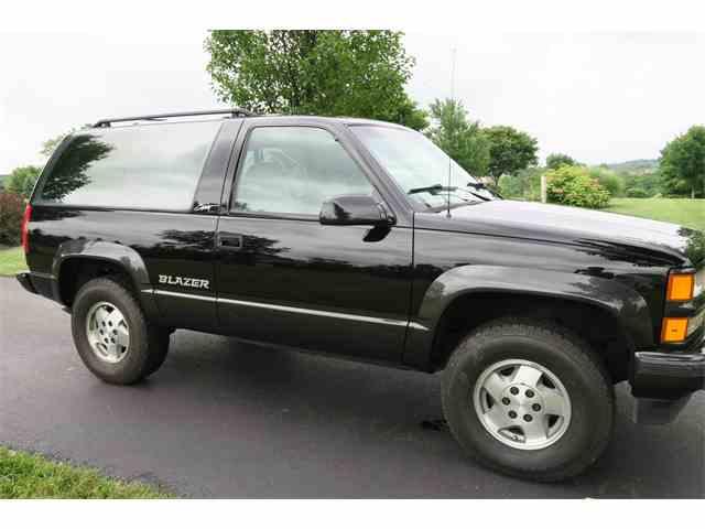 1994 Chevrolet Blazer | 999430