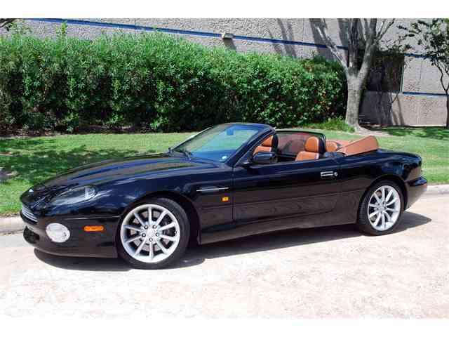 2002 Aston Martin DB7 | 999445