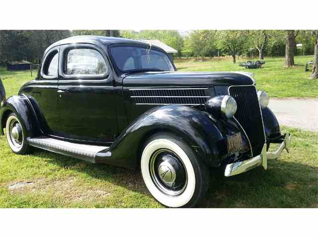 1936 Ford 5-Window Coupe | 999453