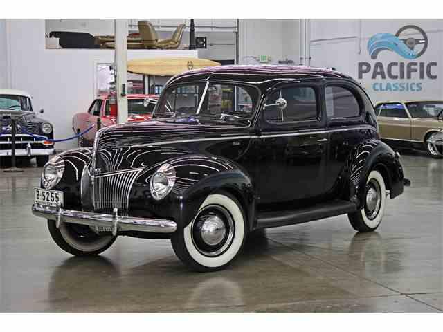 1940 Ford Standard 2-Dr Sedan | 999454