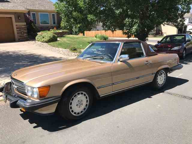 1986 Mercedes-Benz 560SL | 999456
