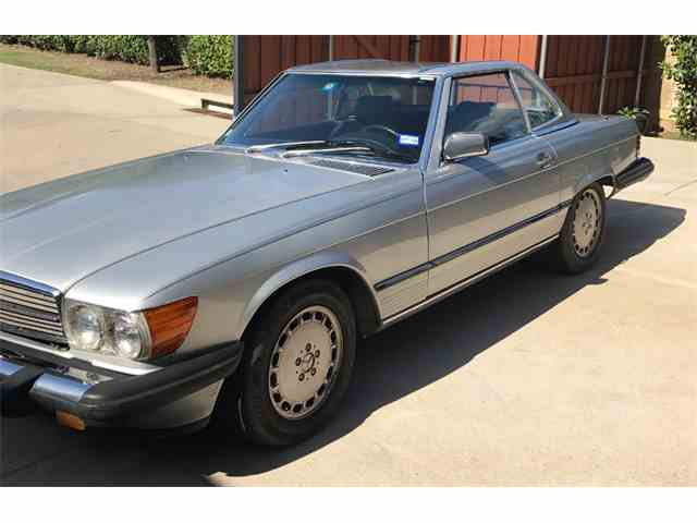 1988 Mercedes-Benz 560SL | 999458