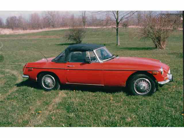 Picture of '74 MGB - LF74