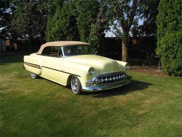 1953 Chevrolet Convertible   990948