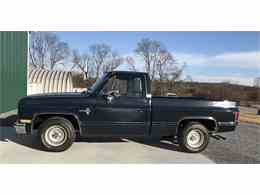 Picture of '84 Chevrolet Silverado located in Harpers Ferry West Virginia Auction Vehicle - LF7C