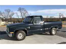 Picture of '84 Chevrolet Silverado located in Harpers Ferry West Virginia - LF7C