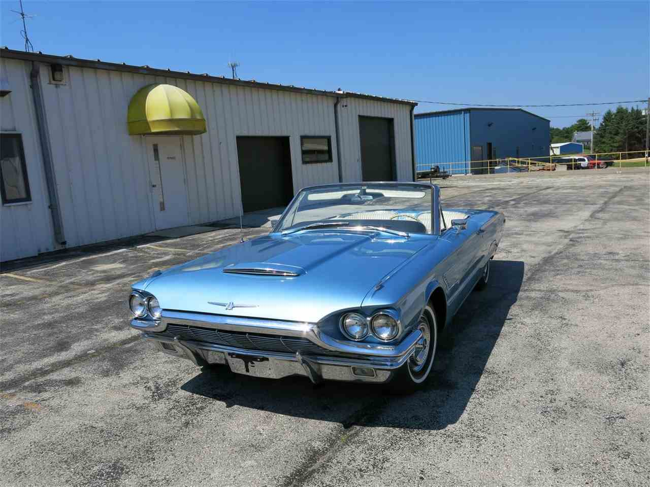 Large Picture of '65 Thunderbird - LF7E