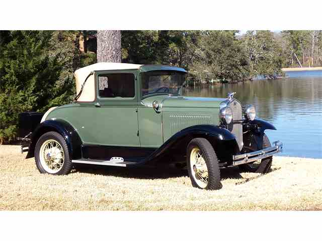 1931 Ford Model A | 999487