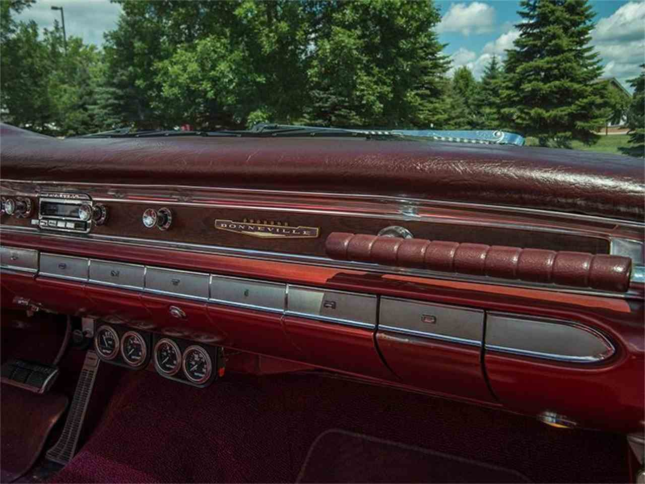 Large Picture of Classic 1960 Pontiac Bonneville - $54,950.00 Offered by Ellingson Motorcars - LF7P