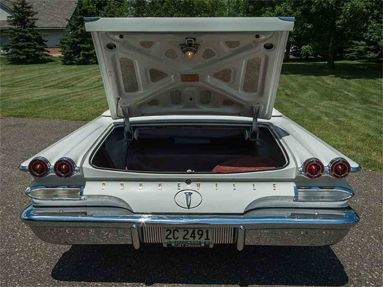 Large Picture of Classic 1960 Bonneville located in Rogers Minnesota - $54,950.00 Offered by Ellingson Motorcars - LF7P