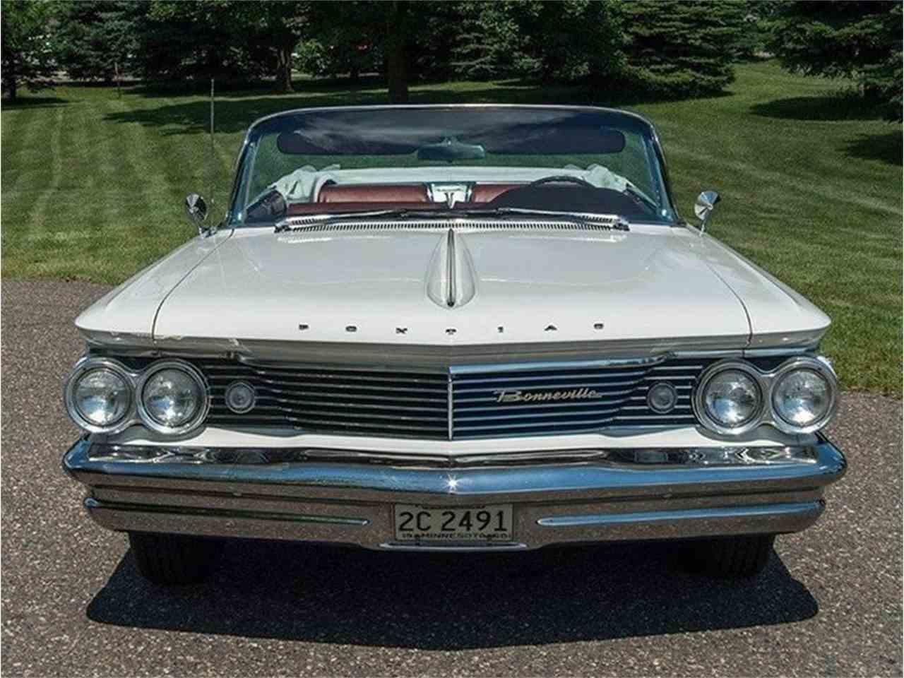 Large Picture of 1960 Bonneville - $54,950.00 - LF7P
