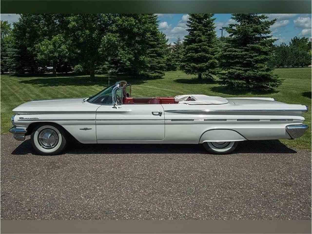 Large Picture of 1960 Pontiac Bonneville - $54,950.00 - LF7P