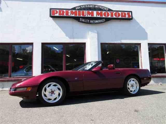 1993 Chevrolet Corvette | 999494