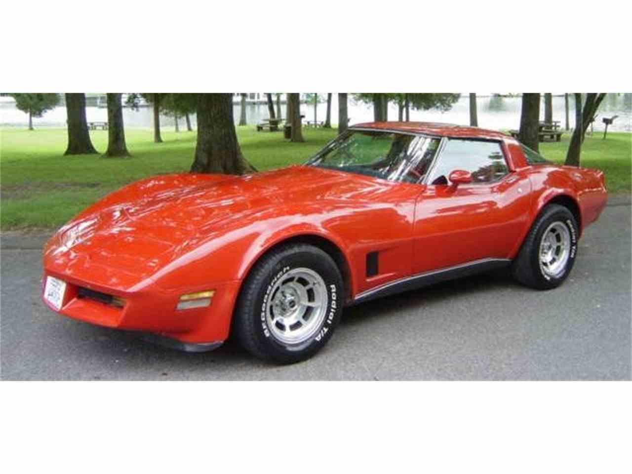 Large Picture of '80 Corvette - LF80