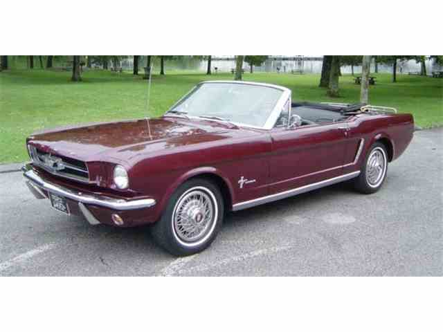1965 Ford Mustang   999505