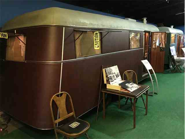 1934 Covered Wagon Travel Trailer | 999513