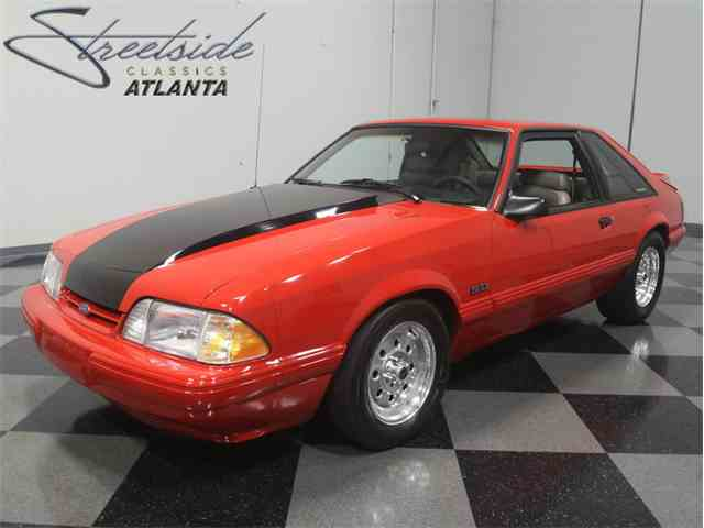 1992 Ford Mustang | 999522