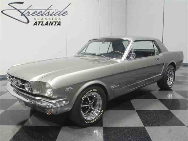 1965 Ford Mustang | 999523