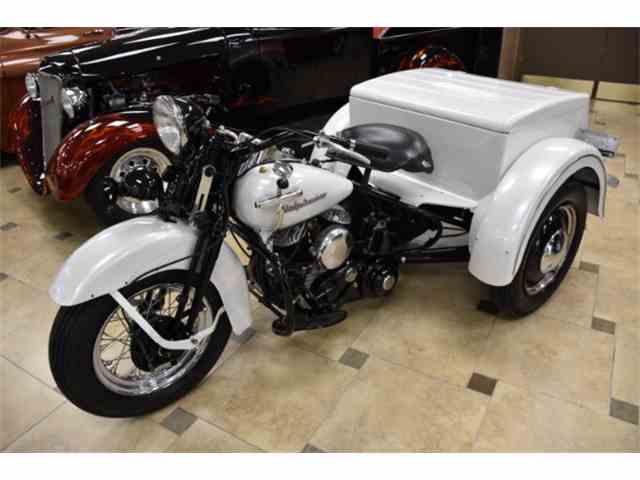 1952 Harley-Davidson Motorcycle | 999525
