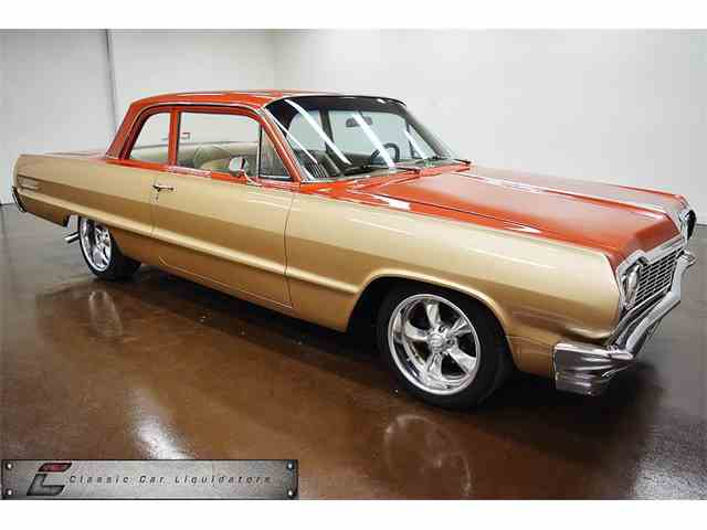 1964 CHEVROLET BISCAYNE CUSTOM | 999527