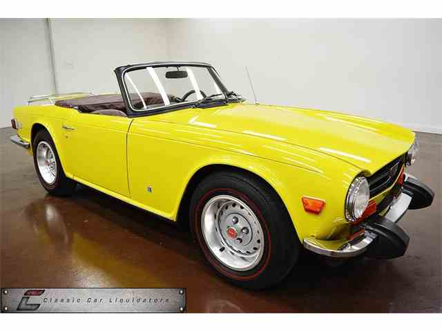1974 Triumph TR6 | 999532