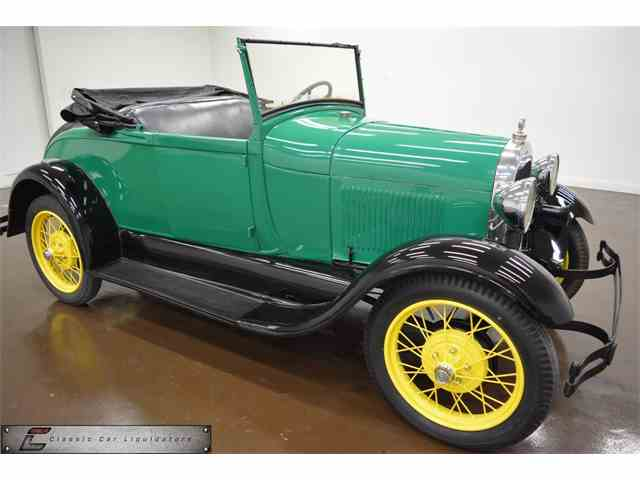 1928 Ford Model A | 999534