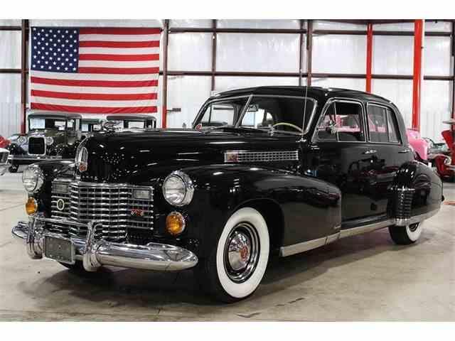 1941 Cadillac Fleetwood   999541